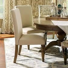 Elegant Kirklands Dining Chair Oatmeal Burlap Parsons Throughout Chairs Decorations 6