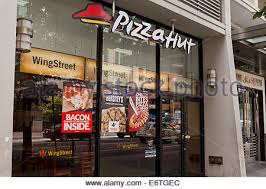 Pizza Hut Restaurant Stock Photo 52390584