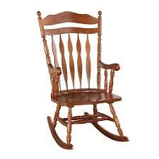 100 Unique Wooden Rocking Chair Dark Walnut