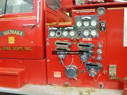 100 Boyer Ford Trucks Inc 1971 900 Firetruck Boyer