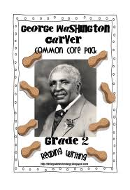 Over Vacation I Made 2 Common Core Packs Inspired By These Books About George Washington Carver You Can Use Without Reading The
