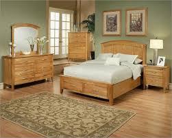 Brown Oak Artwork Frame Pattern Fur Rug Honey Bedroom Furniture Alexandria Style For Varnished