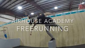 100 Airhouse Freerunning Academy Facebook
