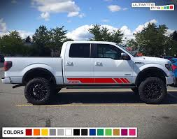 Decal Sticker Vinyl Graphic Side Stripes For Ford F150 Offroad FX ... 2015 2016 2017 2018 2019 Ford F150 Stripes Lead Foot Special Is The Motor Trend Truck Of Year 52019 Torn Bed Mudslinger Style Side Vinyl Wraps Decals Saifee Signs Houston Tx Racing Frally Split Amazoncom Rosie Funny Chevy Dodge Quote Die Cut Free Shipping 2 Pc Raptor Side Stripe Graphic Sticker For Product Decal Sticker Stripe Kit For Explorer Sport Trac Rad Packages 4x4 And 2wd Trucks Lift Kits Wheels American Flag Aftershock Predator Graphics Force Two Solid Color 092014 Series