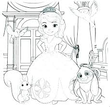 Princess Coloring Pages To Print Best Of Kids Or Kid Baby Disney