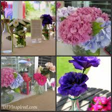 Splendent Flowers Summer Birthday Party Decorations Diy Inspired In
