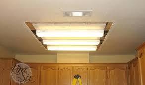 fluorescent kitchen light fixture ing ceiling fluorescent light