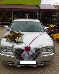 décoration de voiture de mariage קישוט רכב לחתונה ק יו 7 לימו