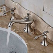 Ebay Bathroom Faucets Brushed Nickel by Brushed Nickel Bathroom Faucet Ebay