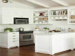 kitchen tile backsplash ideas pictures wooden cabinet doors