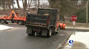 100 Truck Driving Schools In Ct Snow Brings Slippery Conditions To Litchfield Hills News Wfsbcom