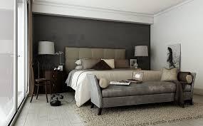 schlafzimmer grau mit wandfarbe grautöne freshouse