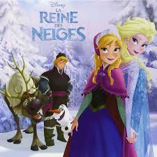 Dessin De Noel En Couleur Inspiré Coloriage De Reine Des Neiges