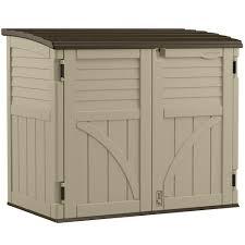 8x6 Wood Storage Shed by Sheds Sheds Garages U0026 Outdoor Storage The Home Depot