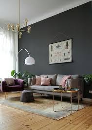 neuer teppich wohnzimmer skandinavisch wandfarbe