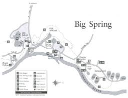Bbq Pit Sinking Spring by Camping Ozark National Scenic Riverways U S National Park Service