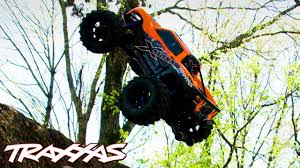 100 Truck Maxx Ultimate Monster Traxxas X Now In Orange