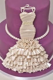Dress Cakes 141 Best Wedding Dress Cakes Pinterest
