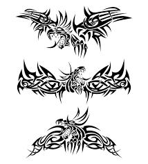 Cool Dragon Tattoos