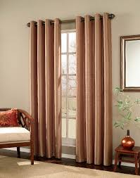 105 Inch Blackout Curtains by Meridian Modern Textured Grommet Panel Curtainworks Com
