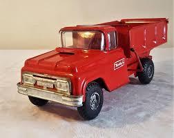 100 Buddy L Dump Truck Early Toys Ford Cab DUMP TRUCK 60s V RARE NMINT 100