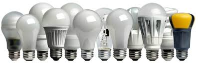 how energy efficient light bulbs compare with traditional