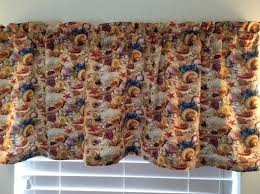 Tropical Window Art Curtains by 47 Best Window Valance Images On Pinterest Iron Lake Houses And