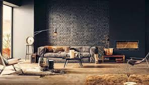 chic brick wall design innenmauerwerk inneneinrichtung
