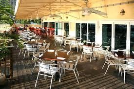 Wonderful Outdoor Restaurant Furniture The Patio Restaurants Seating
