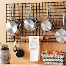 Rack Exciting Wall Pot Rack For Kitchen Pots And Pans Storage