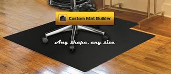 beautiful desk chair mat hardwood floors 85 in cushion for office
