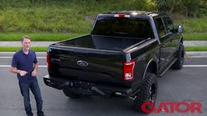 GatorTrax Electric Tonneau Cover On A 2015 Ford F-150 Product Review ...