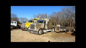 100 Peterbilt Semi Trucks For Sale 1998 379 Semi Truck For Sale Noreserve Internet Auction