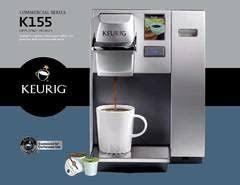 Keurig K155 Smallmedium Office Brewer By Depot