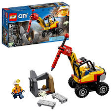Amazon.com: LEGO City Mining Power Splitter 60185 Building Kit (127 ... Lego City Ming Truck 4202 Itructions Lego City Dump Mine Collection Damage Box Retired Loader And Tipper Set Code 4201 In Horsham Heavy Driller Legoreg Great Vehicles Monster 60180 Target Australia The Freight Gold Train New Sealed Ming Truck Reddit Gif Find Make Share Gfycat Amazoncom Toys Games Cheap Find Deals On Line At Alibacom 60194 Arctic Scout Pickup Caravan 60182 Youtube