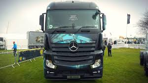 100 Benz Trucks Mercedes On Twitter The Brilliant Actros Safety Truck