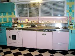 The GE Wonder Kitchen Introduced In 1955