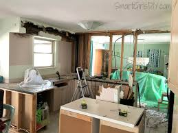 Kitchen Soffit Removal Ideas by Kitchen Demo Round 1