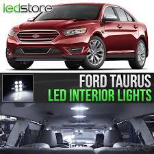 2010-2018 Ford Taurus White Interior LED Lights Kit Package | EBay