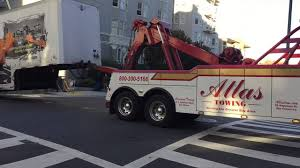 100 Tow Truck San Francisco Saving Trailer In Pacific Heights