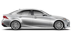 2018 Lexus IS Specifications
