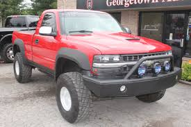 Used 2000 Chevrolet Silverado 4x4 Lift Kit For Sale At Georgetown ...