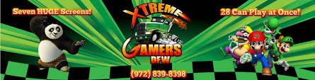 Xtreme Gamers DFW Video Game Truck Highland Village Denton Flower Mound Lewisville Grapevine Dallas Forth