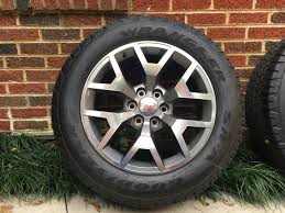 Set Of 4 *Brand New* Goodyear Wrangler SR-A P275/55r20 Tires And ...