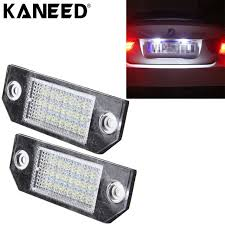 license plate light for ford focus c max 24 smd 3528 led car auto