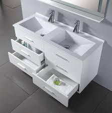 46 Inch White Bathroom Vanity by 47 Inch Bathroom Vanity Bathroom Decoration
