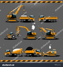 Construction Trucks Construction Vehicles Types Construction Stock ...