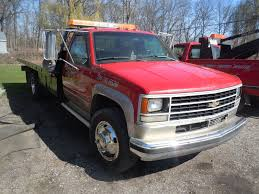 1993 Chevrolet 3500HD Tow Truck, Roll Back, Flat Bed, Wrecker, 6.5 ...