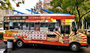 The No1 Currywurst Truck Food