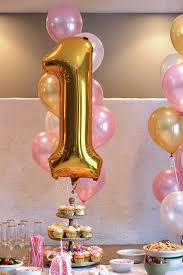 Pink And Gold Birthday Themes by 168 Best Pink And Gold 1st Birthday Party Ideas Images On